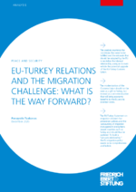 EU-Turkey relations and the migration challenge