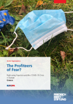The profiteers of fear? Greece